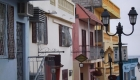 Colorful houses in Guayaquil