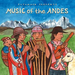Holiday Gift Guide - Music of the Andes