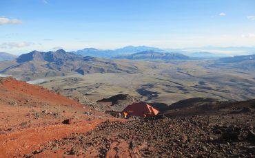 El tour de escala del Cotopaxi le llevará por paisajes hermosos.