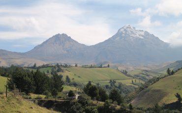 Antes de escalar el Cotopaxi va hacer caminatas en los Ilinizas.