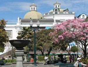 el centro historico de Quito tambien va a conocer durante este tour
