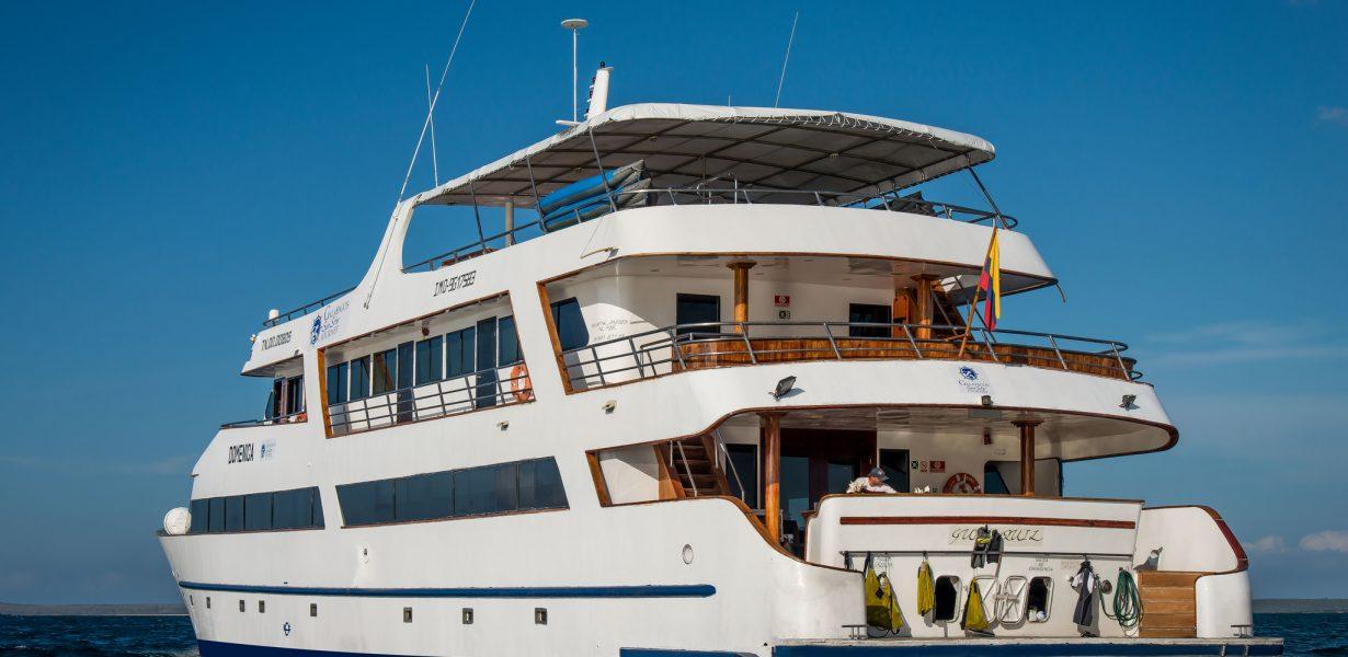 un crucero con el catamaran Seastar es una aventura de lujo.