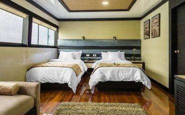 Las cabinas doble de Seastar son amplios y comodos