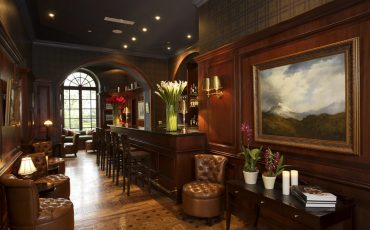 Coma en restaurantes de primera clase en Ecuador durante este tour de lujo.