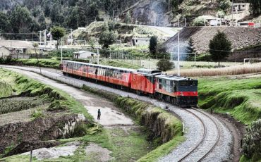 Viajar con el tren crucero por Ecuador es una experiencia especial.