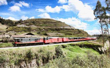 Conozca Ecuador a traves de un tour con el tren crucero.