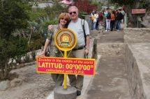 Conozca la mitad del mundo cerca de Quito con SOLEQ.travel.