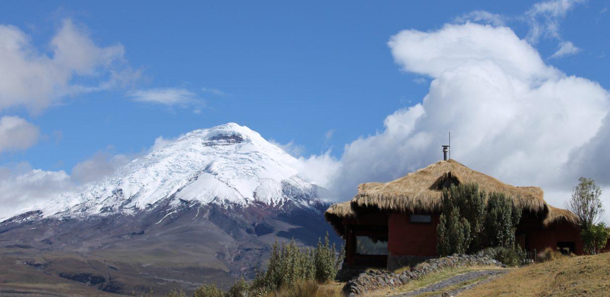 El Cotopaxi es el segundo volcan mas alto de los Andes Ecuadorianos.