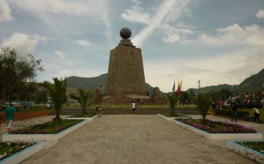 Estando en Quito una visita a la Mitad del Mundo es obligatorio.