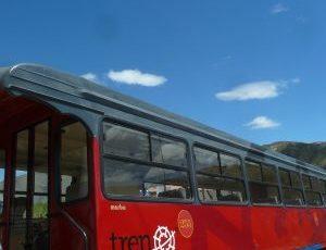 viajar con el tren de la libertad es una excursión inolvidable
