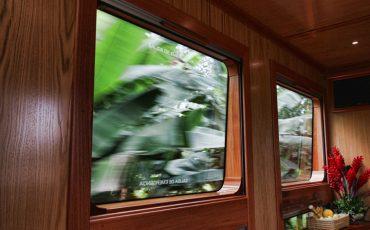 Viaja por paisajes variados de Ecuador con el tren crucer.
