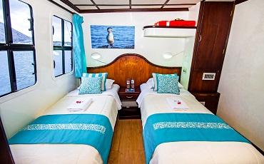 Archipel II Twin cabin