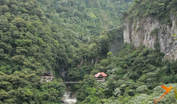 Baños Canyon Bridges
