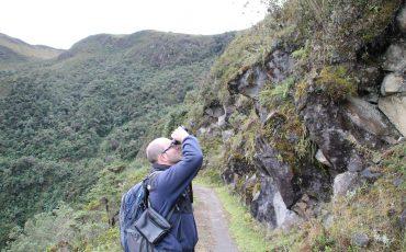Ecuador is a Birdwatchers Paradise.