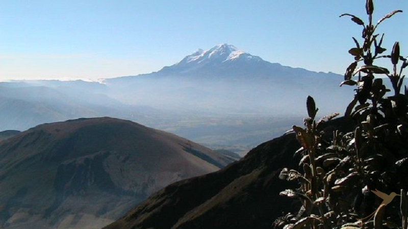 There are many legends about the volcanoes of Ecuador.