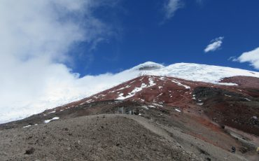 The altitude of the Cotopaxi is literally breathtaking. Cotopaxi climbing tour