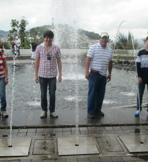 When you are in Quito the Yaku water museum is an interesting family excursion.