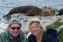 SOLEQ´s travellers at the Galapagos Islands