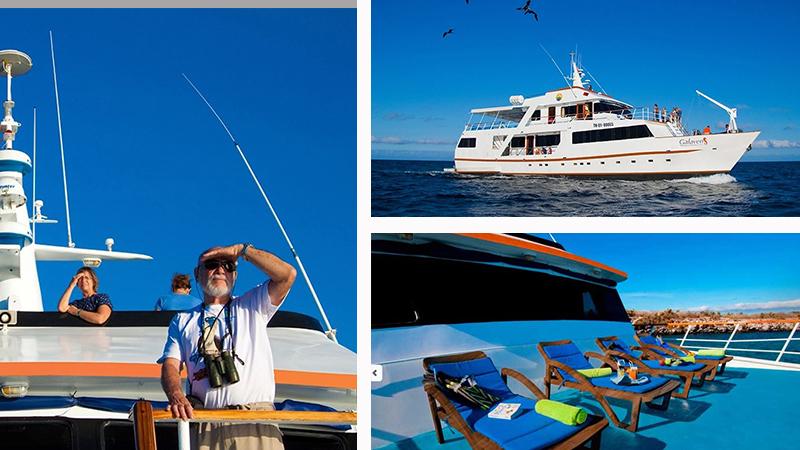 Galaven Galapagos Tour