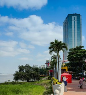 Guayaquil City. Andean Highliths has many interesting sites to discover on a city tour.