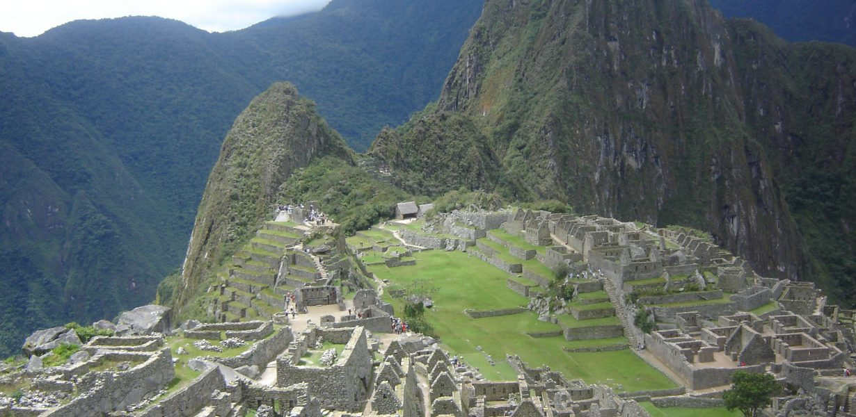 Machu Picchu is a highlight of the Peru Tour