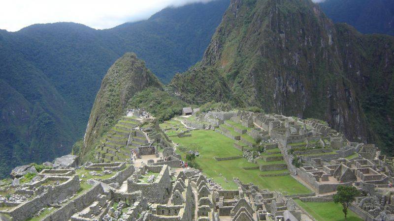 Machu Picchu is a highlight of the Peru Tour