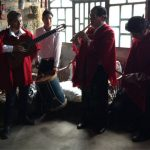 Music is very important in the Andean Region.