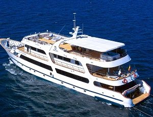 Explore the Galapagos Islands on a cruise with the Odyssey Catamaran