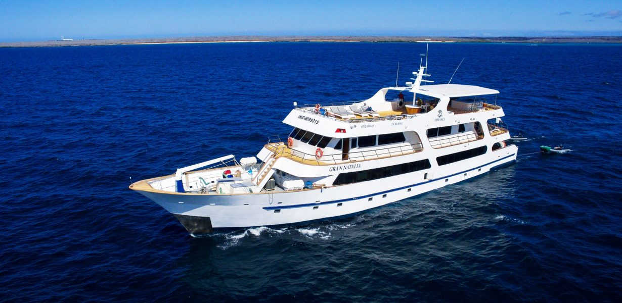 The Catamarn Odyssey takes you on unforgetable cruises to the Galapagos Islands