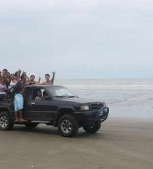 Have a lot of fun at the beach! during Ruta del Sol Tour