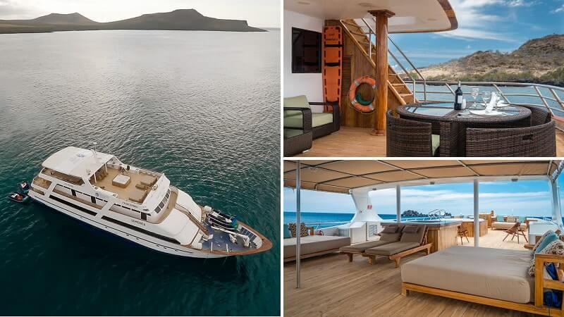 Last minute offer Seastar Journey Galapagos cruise