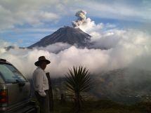 Svenja and Peter liked the good organization of their Ecuador tour.