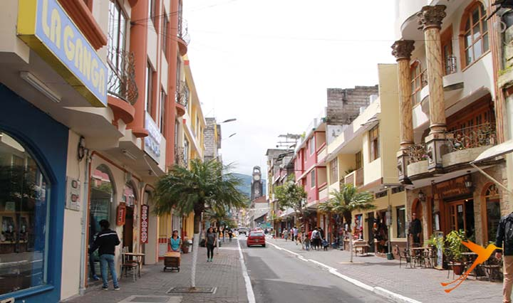 In the Center of Baños there is a great offer of Adventure Toursim activities