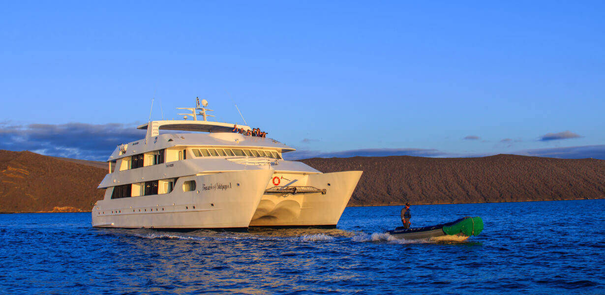 Discover best deals for Galapagos cruises on this page.