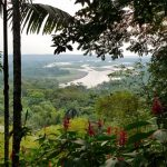 From Mirador Indichuris you have a beautiful view of the jungle and rivers