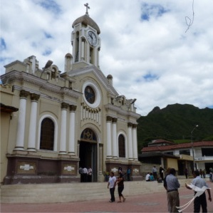 Vilcabamba is an attractive village in the south of Ecuador