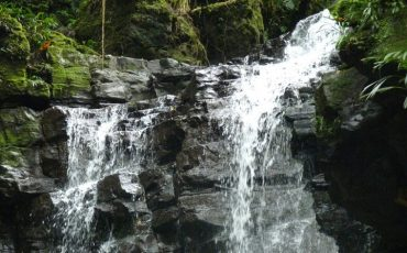 In the amazon region you will also do canyoning.
