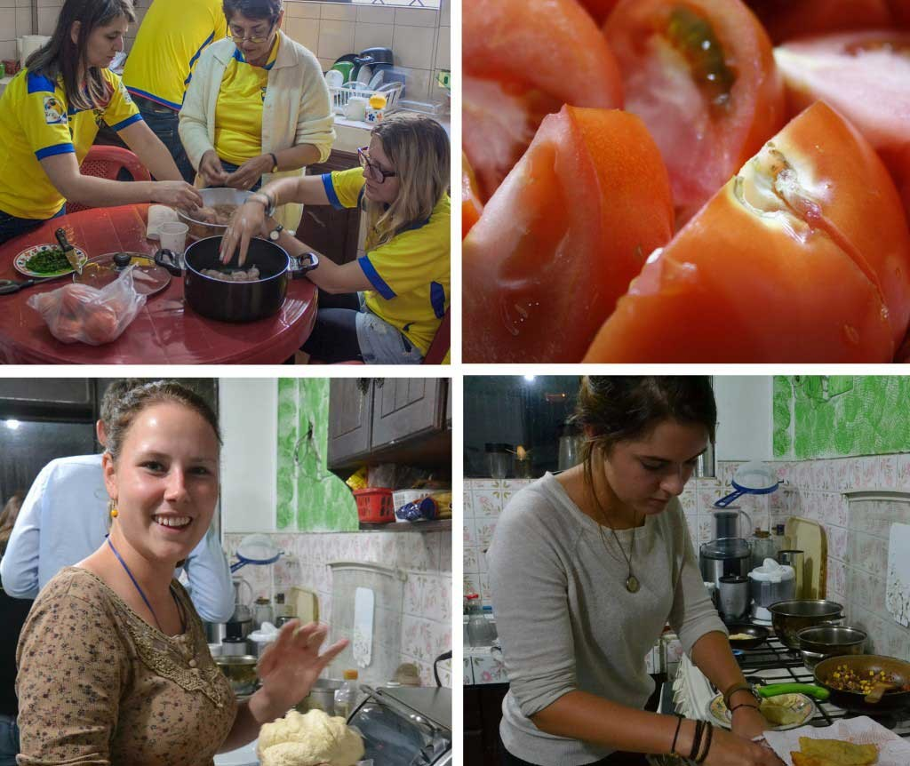 Cooking Ceviche, Empanada, Canelazo, Churrasco, Soleq Travel