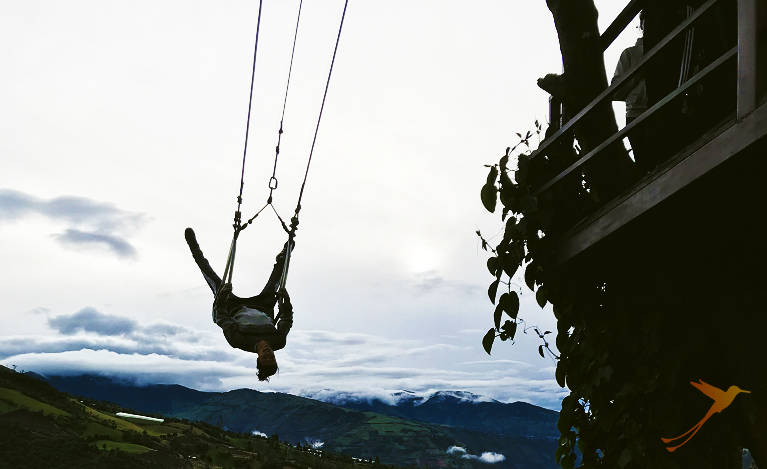 Adrenaline with the swing of the end of the world