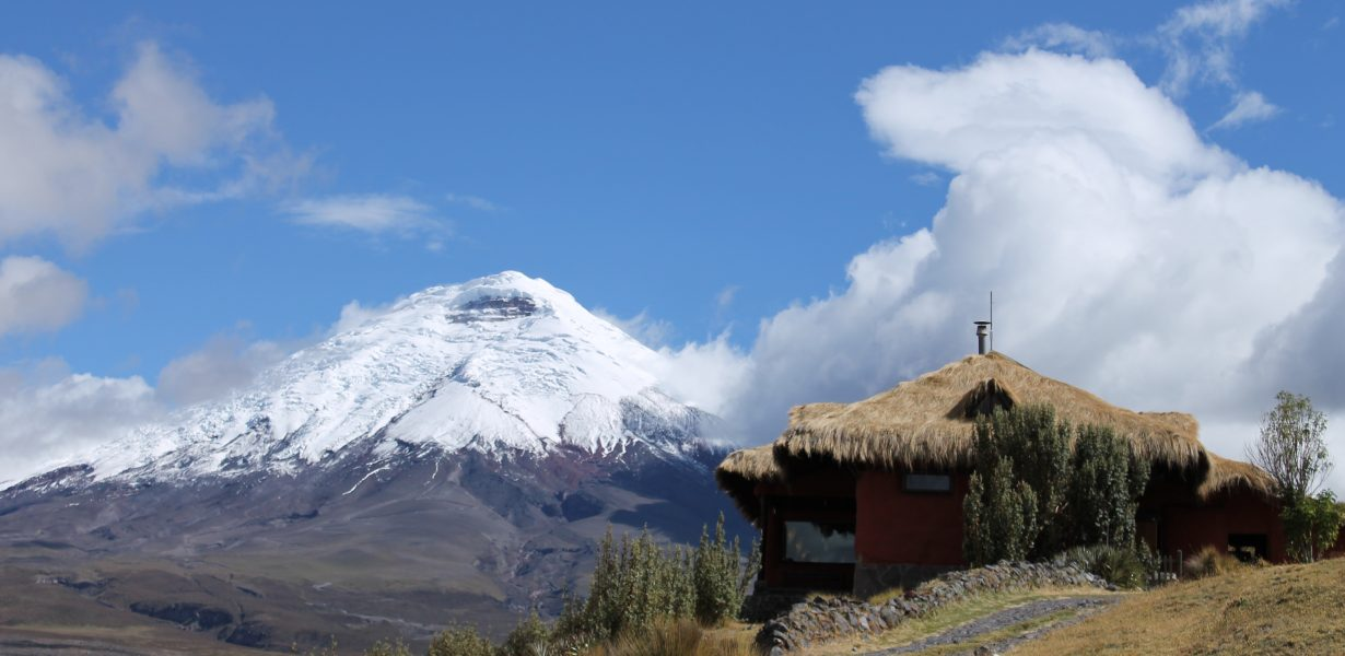 The Cotopaxi volcano is one of the highlights you will visit on the Anead treasure tour