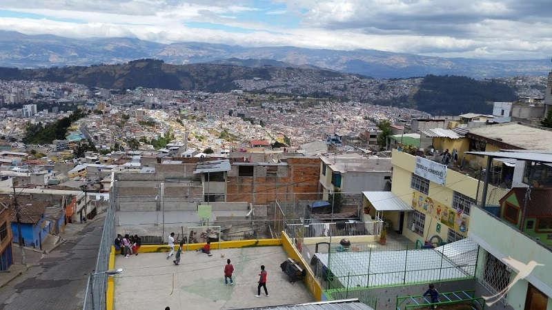 The Refugio de los Sueños is a center for Children in needs.