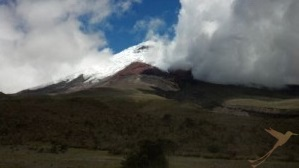 The Cotopaxi is a challenging volcano.