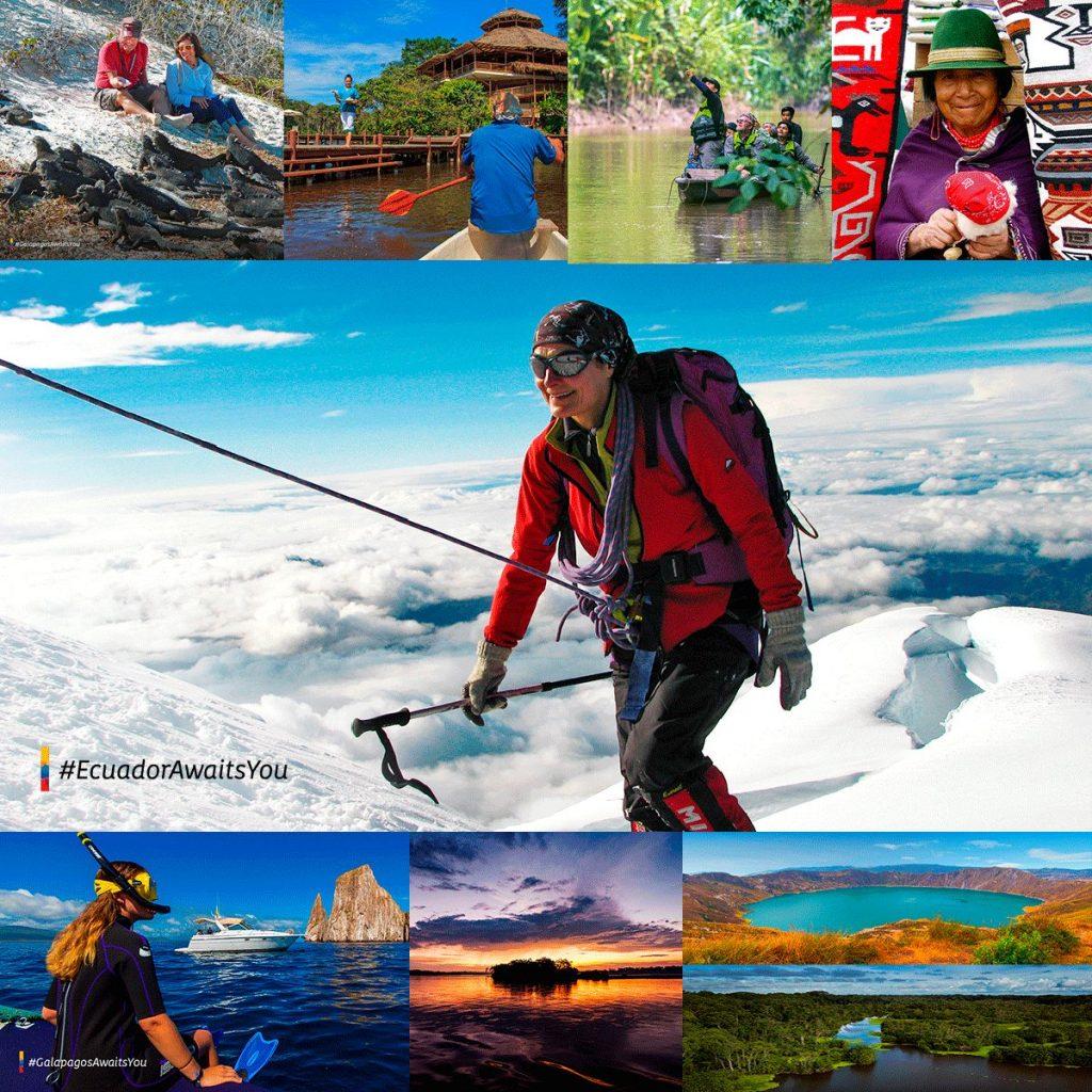 ecuador ready to reactivate tourism