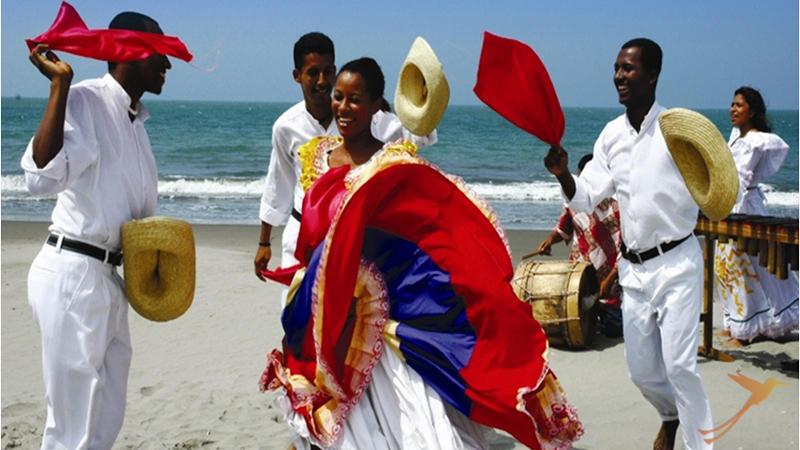 Ecuador has many traditional dances.