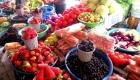 Fruits in Otavalo