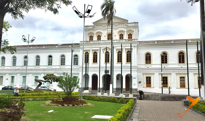 government building ibarra
