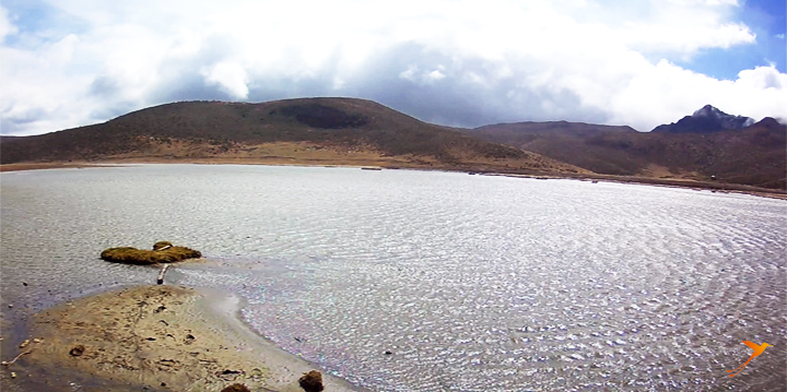 limpiopungo lake -Cotopaxi National Park