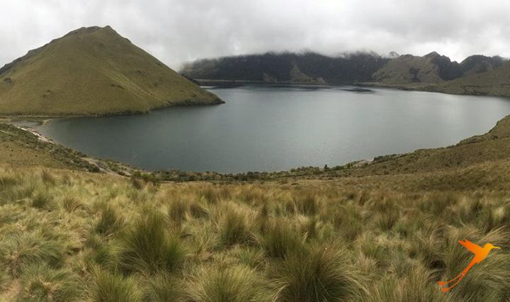 Mojanda lagoons