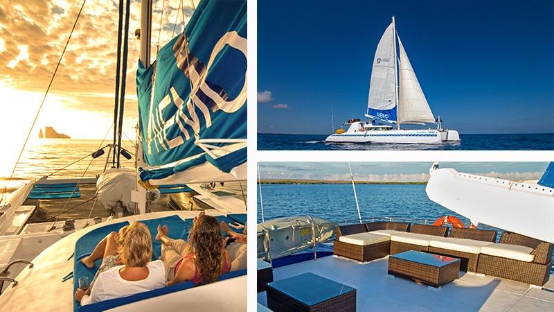 Sailboat Tour Galapagos