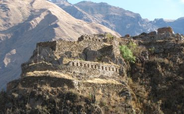 Ollantaytambo is a meaningful village on the way to Machu Picchu